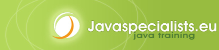 Java Specialists' Java Training Europe